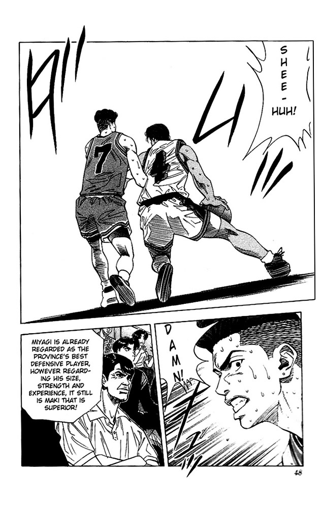 Slam Dunk Chapter 119  Online Free Manga Read Image 2