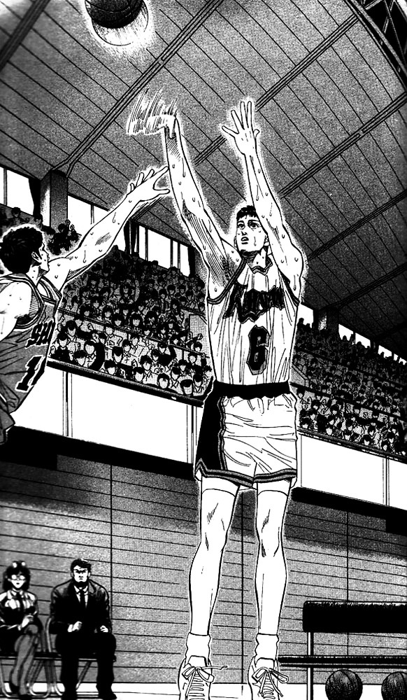 Slam Dunk Chapter 120  Online Free Manga Read Image 3