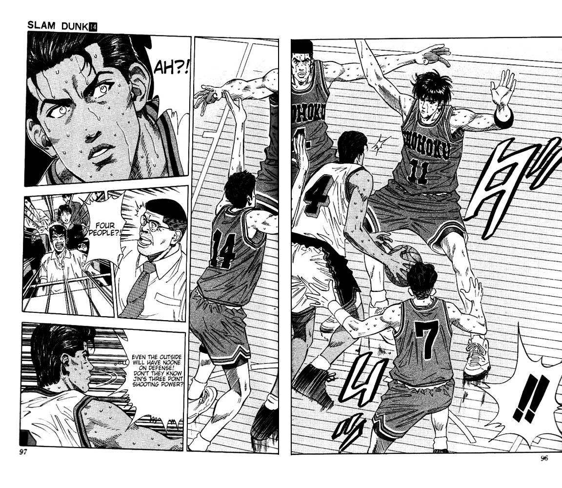 Slam Dunk Chapter 121  Online Free Manga Read Image 10