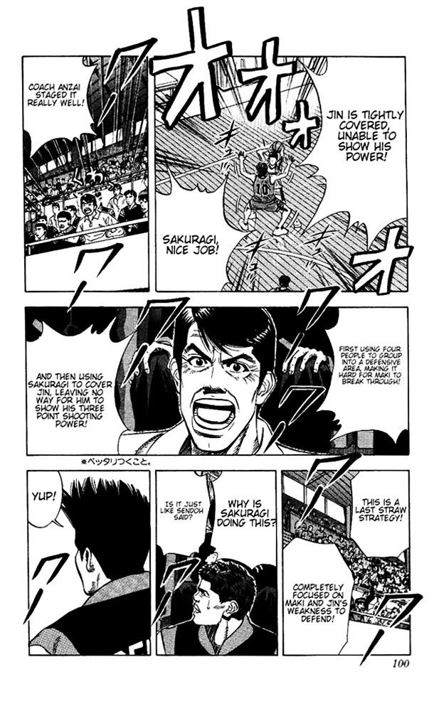 Slam Dunk Chapter 121  Online Free Manga Read Image 13