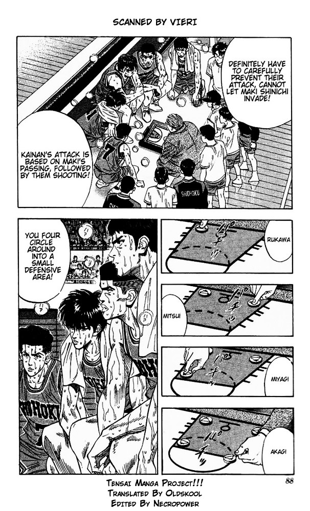 Slam Dunk Chapter 121  Online Free Manga Read Image 2
