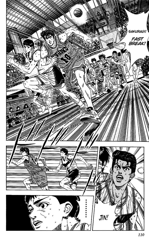 Slam Dunk Chapter 122  Online Free Manga Read Image 4