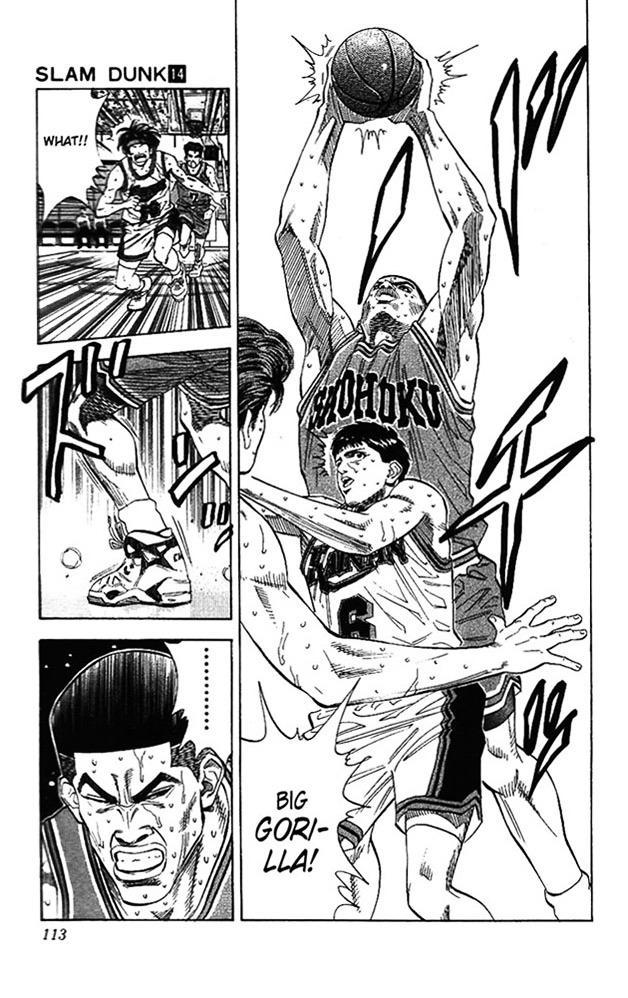Slam Dunk Chapter 122  Online Free Manga Read Image 7