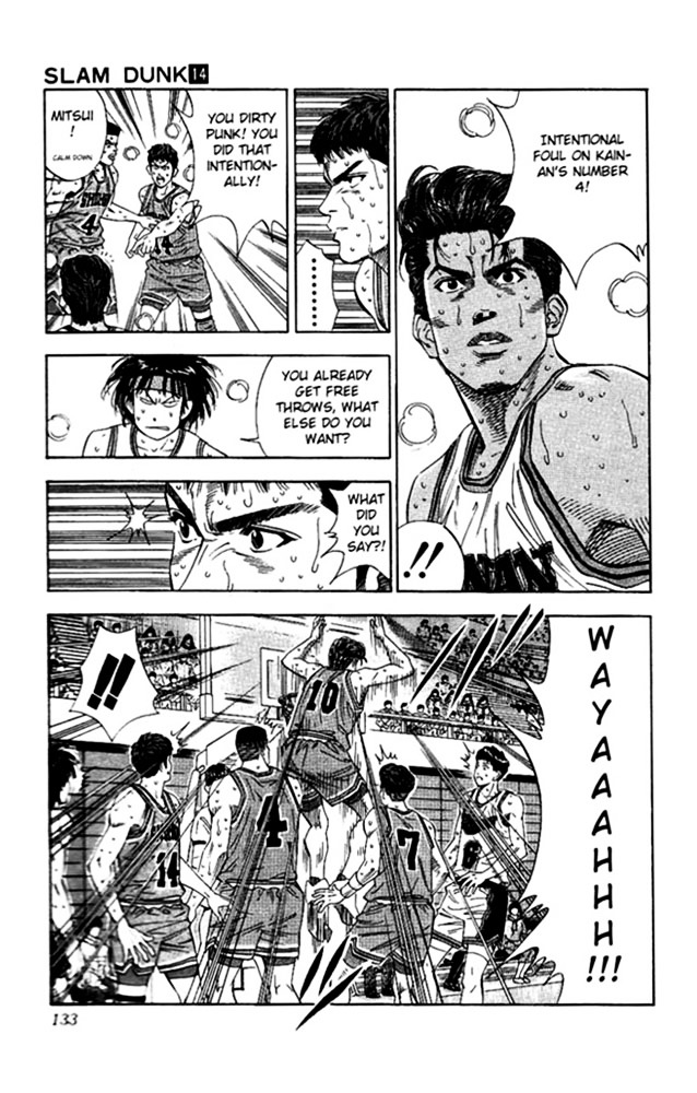 Slam Dunk Chapter 123  Online Free Manga Read Image 6