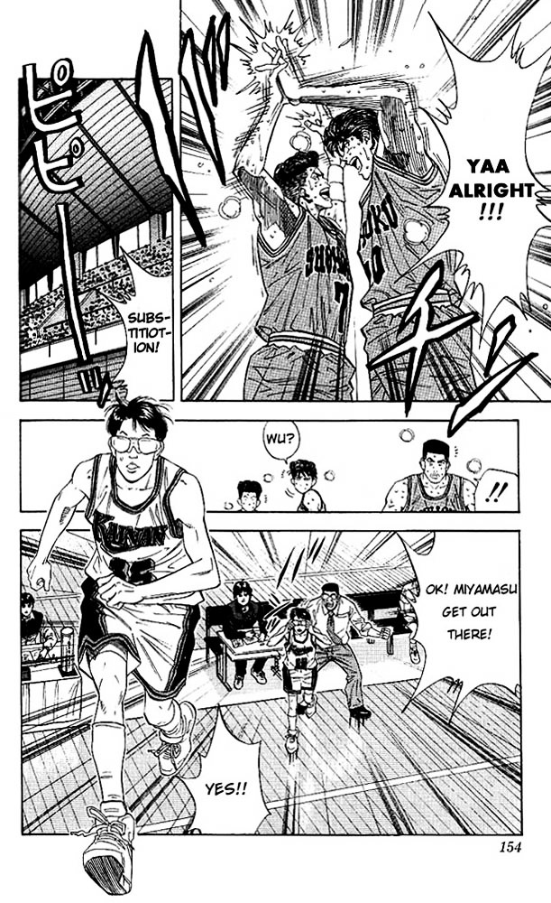 Slam Dunk Chapter 124  Online Free Manga Read Image 9