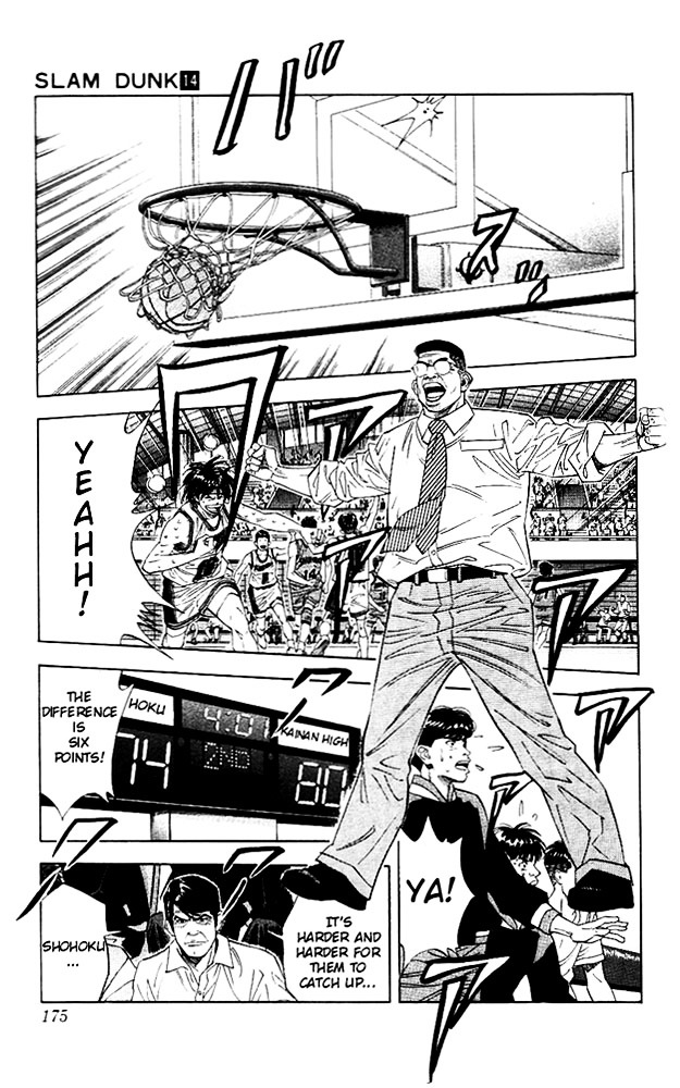 Slam Dunk Chapter 125  Online Free Manga Read Image 11