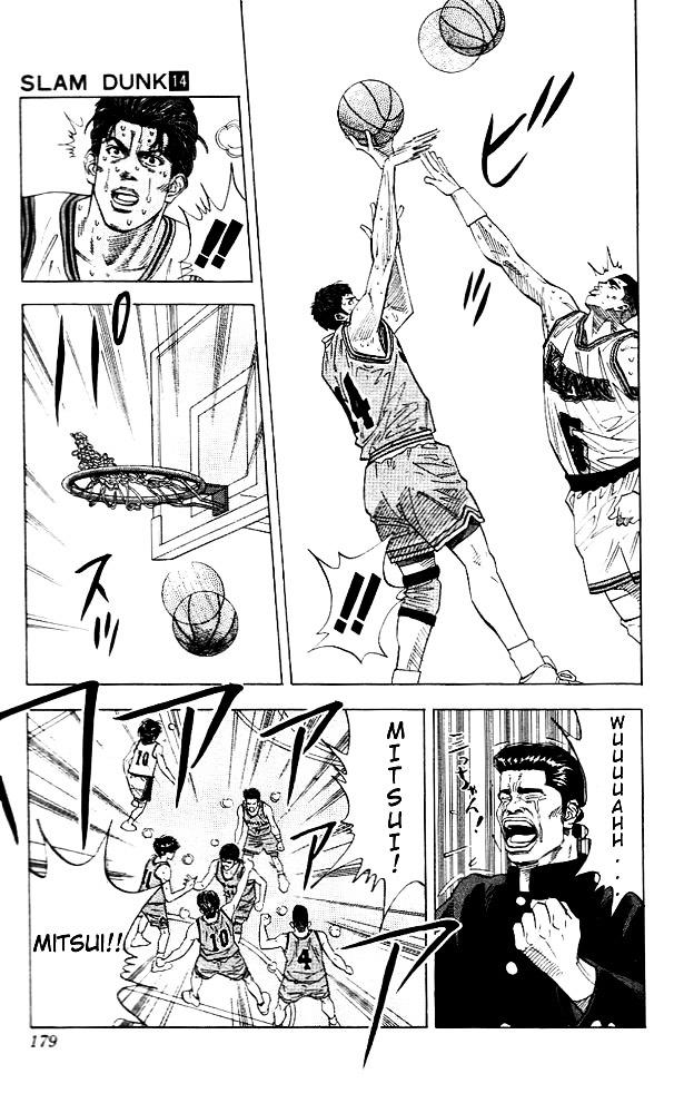 Slam Dunk Chapter 125  Online Free Manga Read Image 15