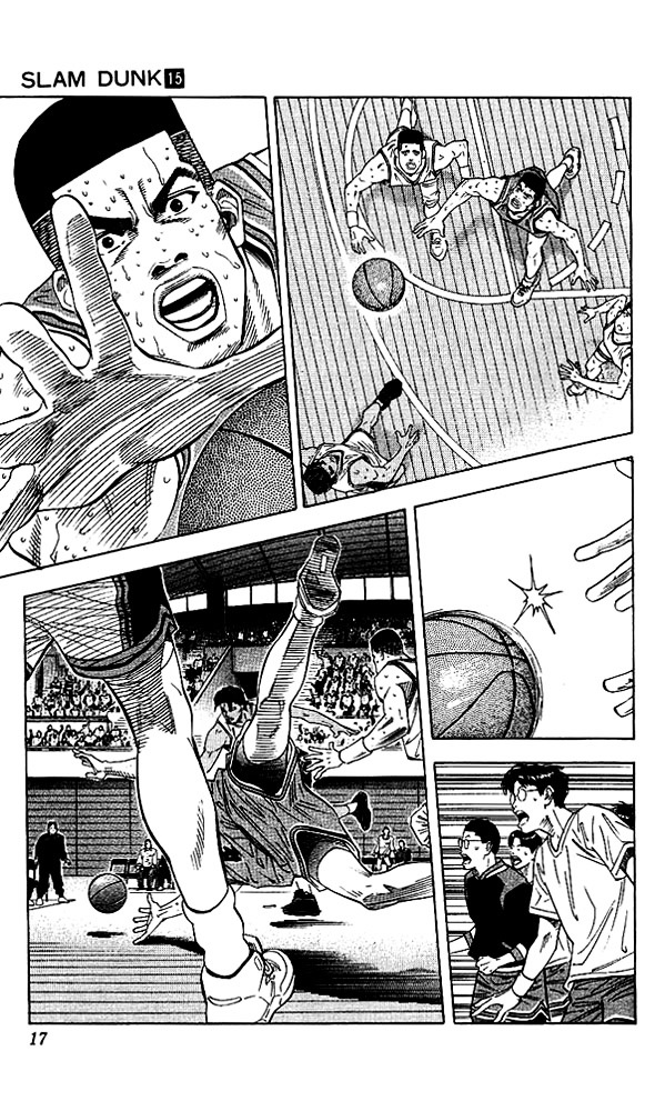 Slam Dunk Chapter 126  Online Free Manga Read Image 15