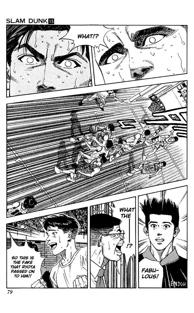 Slam Dunk Chapter 129  Online Free Manga Read Image 13