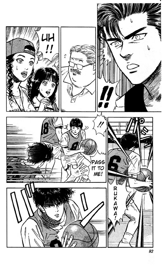 Slam Dunk Chapter 13  Online Free Manga Read Image 14