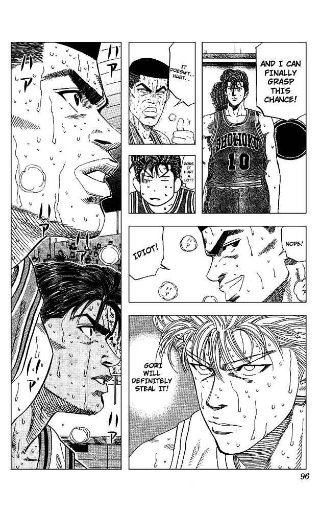 Slam Dunk Chapter 130  Online Free Manga Read Image 10