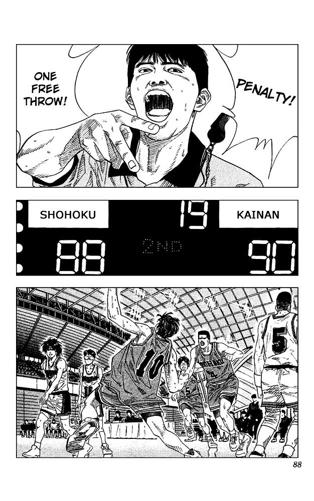 Slam Dunk Chapter 130  Online Free Manga Read Image 2