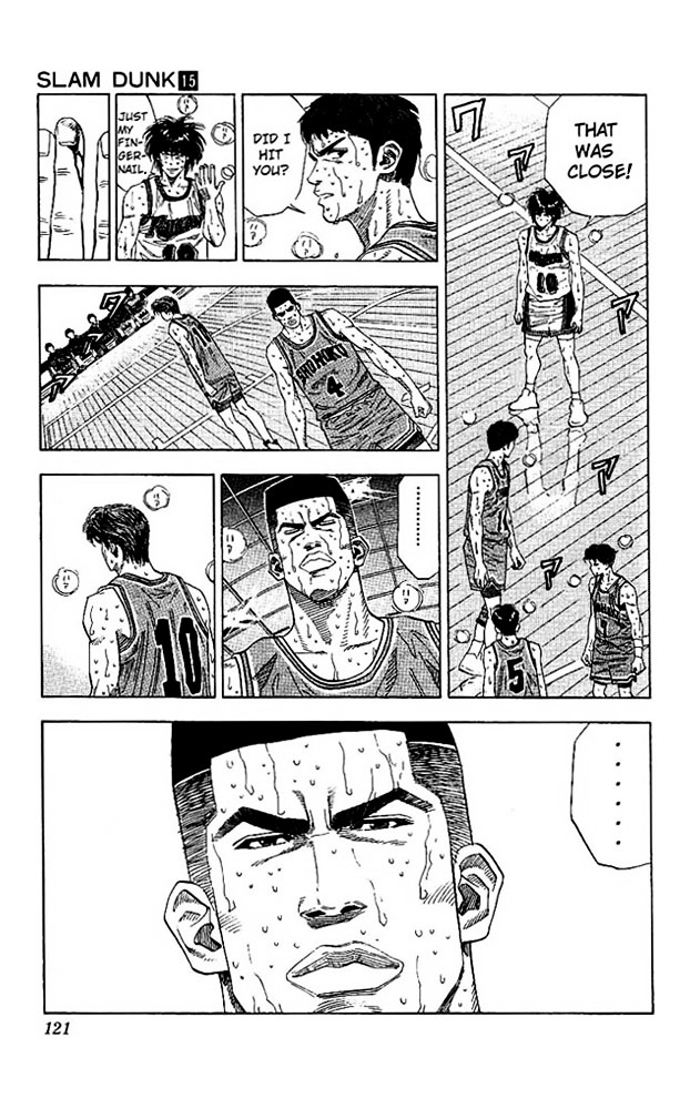 Slam Dunk Chapter 131  Online Free Manga Read Image 13