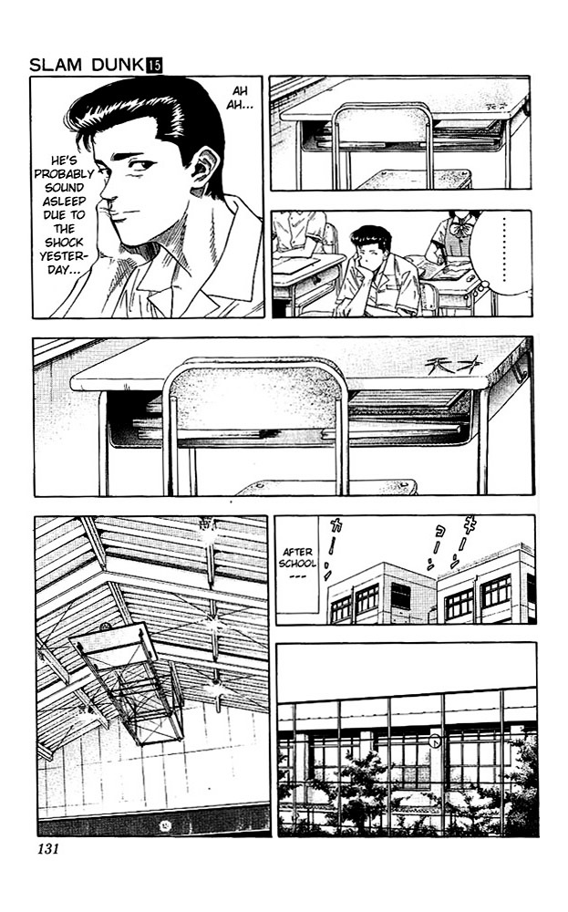 Slam Dunk Chapter 132  Online Free Manga Read Image 5