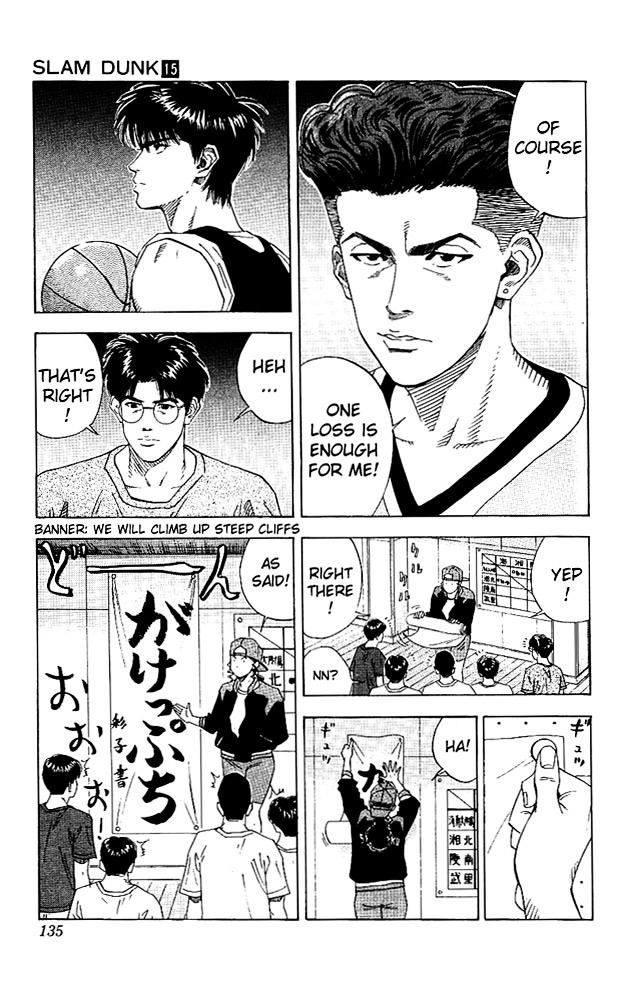 Slam Dunk Chapter 132  Online Free Manga Read Image 9