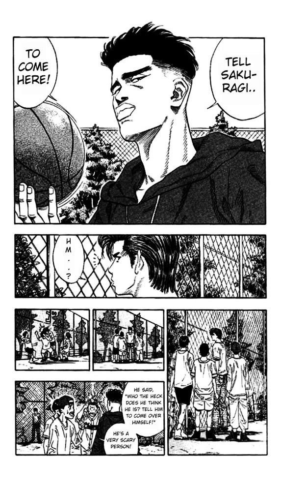 Slam Dunk Chapter 133  Online Free Manga Read Image 2