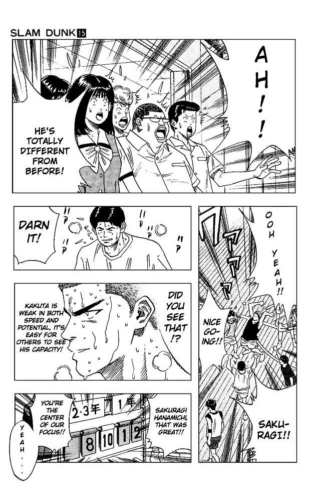 Slam Dunk Chapter 134  Online Free Manga Read Image 17