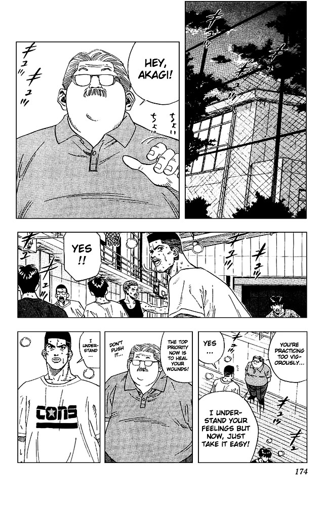 Slam Dunk Chapter 134  Online Free Manga Read Image 8