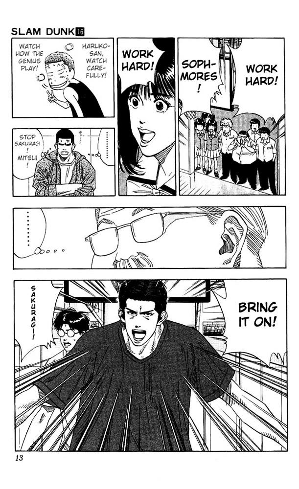 Slam Dunk Chapter 135  Online Free Manga Read Image 11