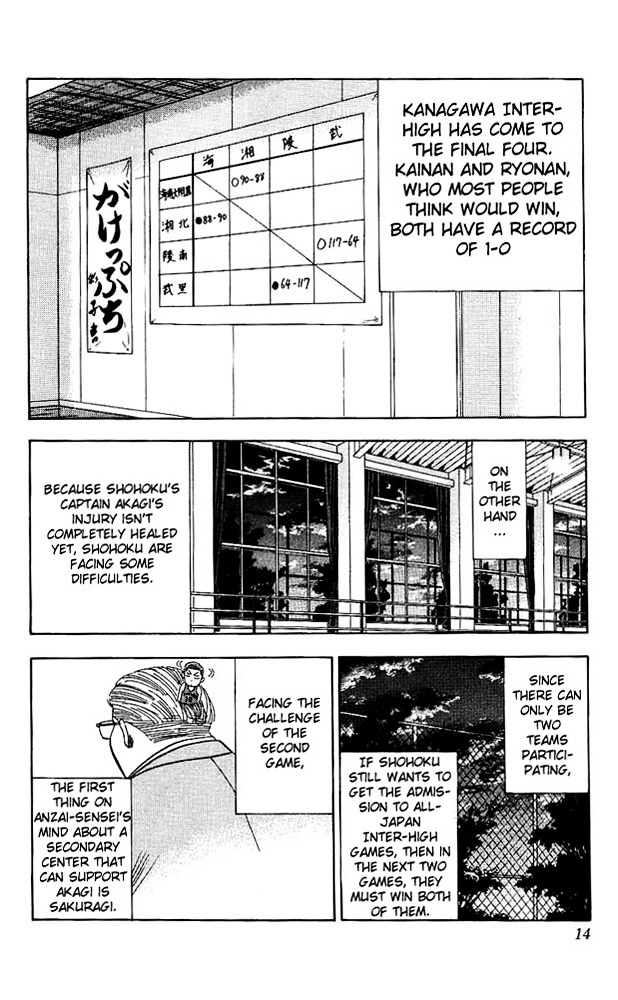 Slam Dunk Chapter 135  Online Free Manga Read Image 12