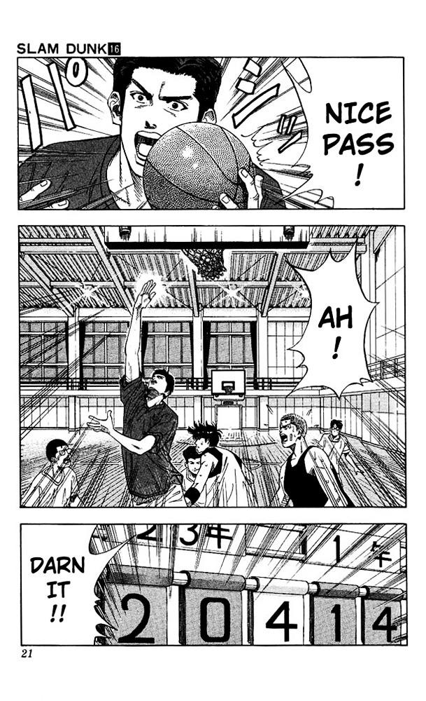 Slam Dunk Chapter 135  Online Free Manga Read Image 19