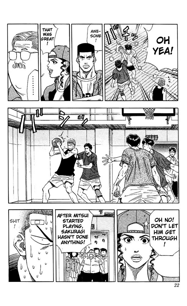 Slam Dunk Chapter 135  Online Free Manga Read Image 20
