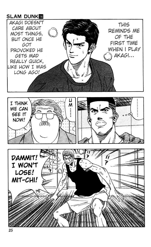 Slam Dunk Chapter 135  Online Free Manga Read Image 23