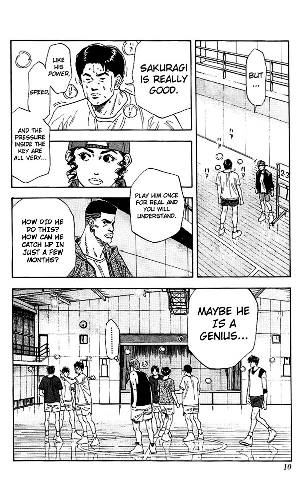 Slam Dunk Chapter 135  Online Free Manga Read Image 8