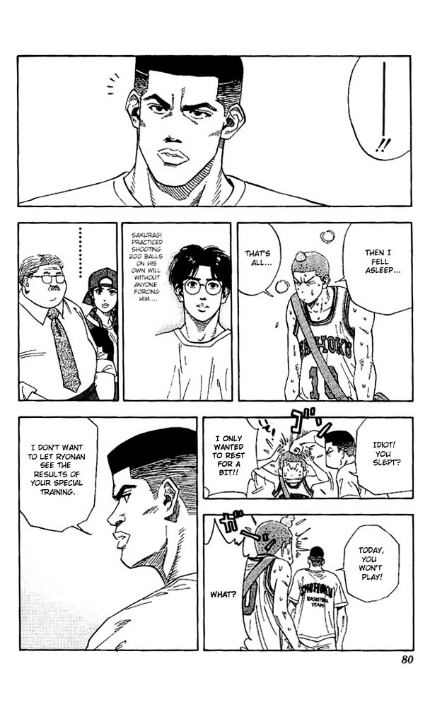 Slam Dunk Chapter 138  Online Free Manga Read Image 16