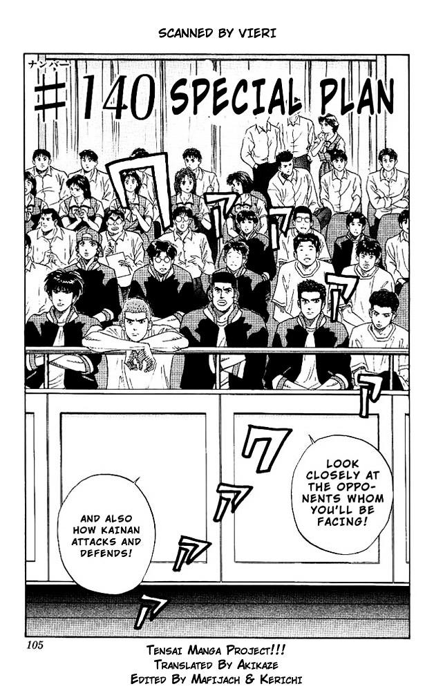 Slam Dunk Chapter 140  Online Free Manga Read Image 1