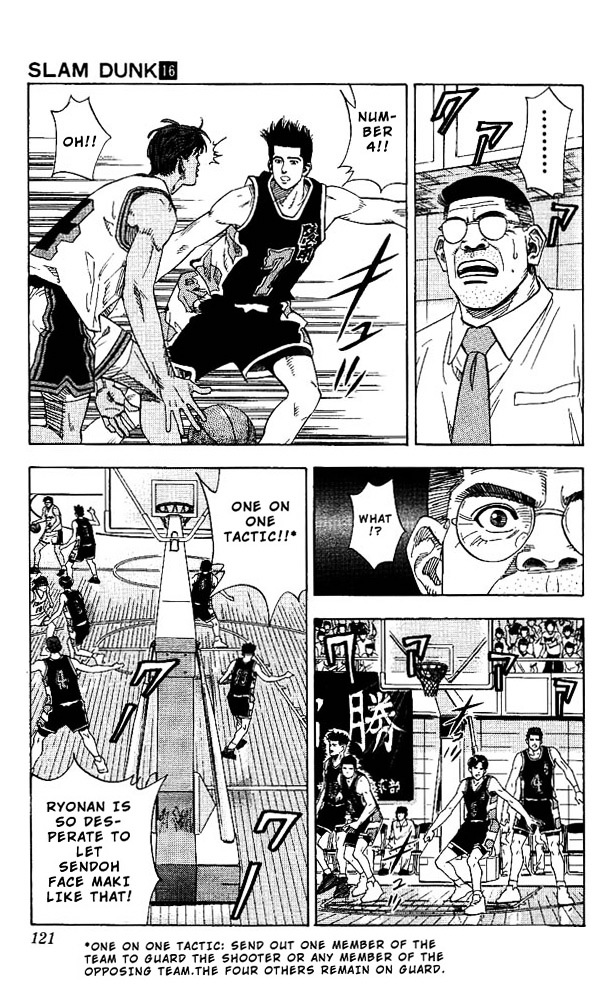 Slam Dunk Chapter 140  Online Free Manga Read Image 16
