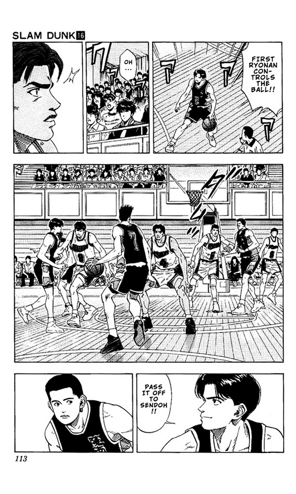 Slam Dunk Chapter 140  Online Free Manga Read Image 8