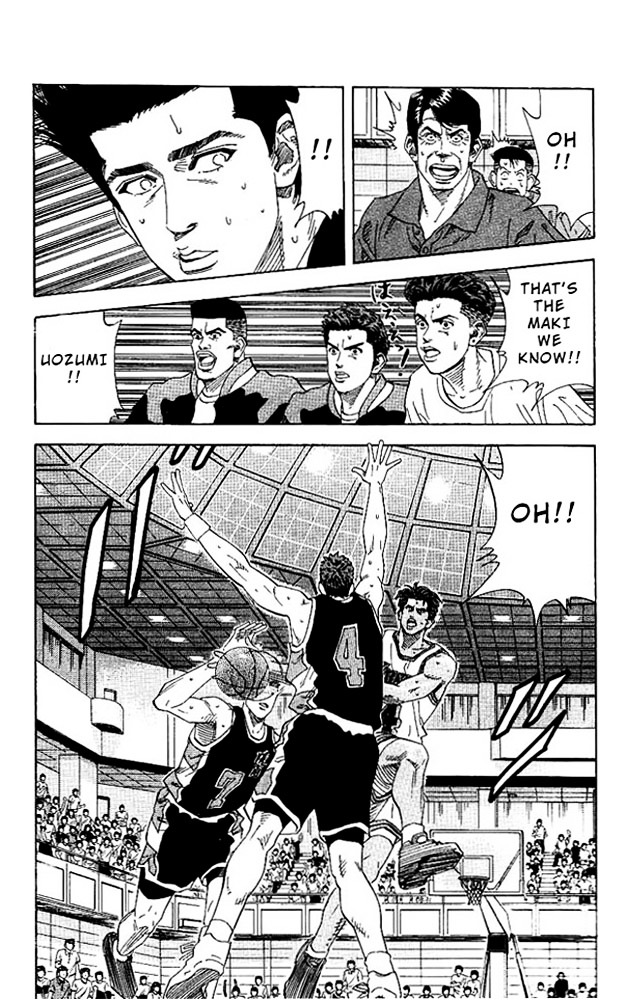 Slam Dunk Chapter 141  Online Free Manga Read Image 16