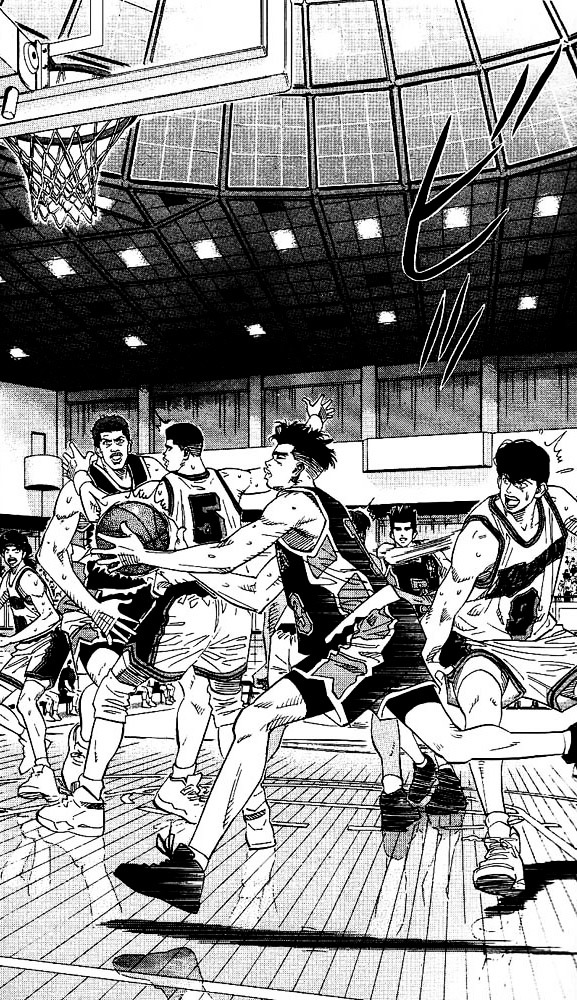 Slam Dunk Chapter 141  Online Free Manga Read Image 4
