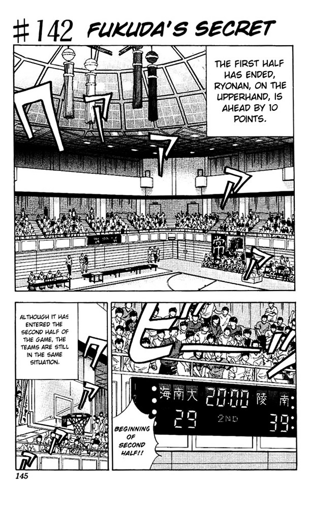 Slam Dunk Chapter 142  Online Free Manga Read Image 1