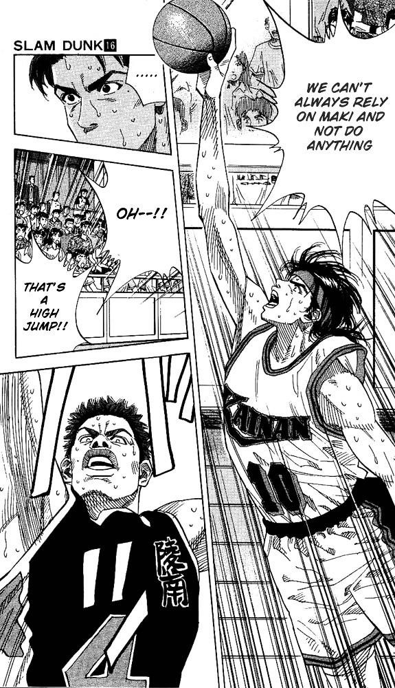 Slam Dunk Chapter 142  Online Free Manga Read Image 17