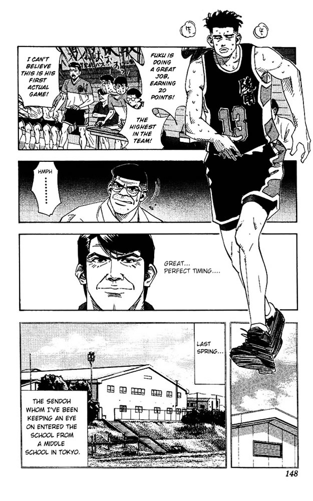 Slam Dunk Chapter 142  Online Free Manga Read Image 4
