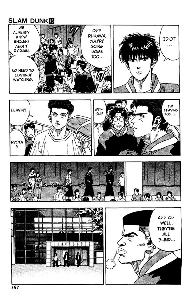 Slam Dunk Chapter 143  Online Free Manga Read Image 3