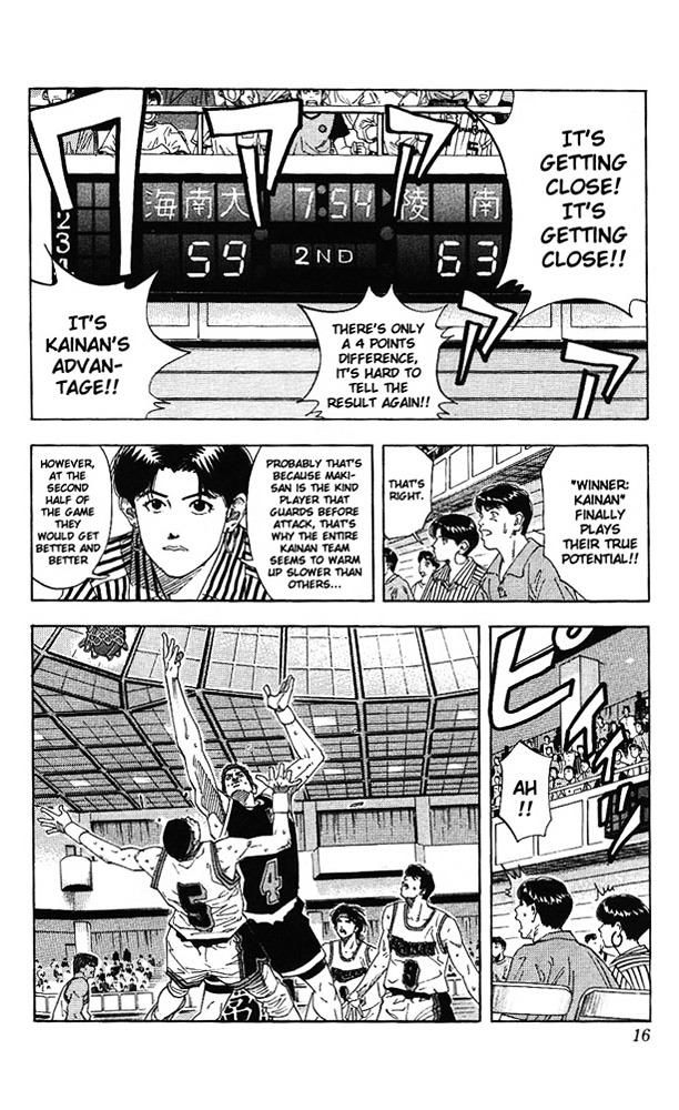 Slam Dunk Chapter 144  Online Free Manga Read Image 14