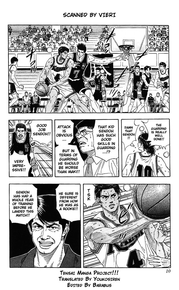 Slam Dunk Chapter 144  Online Free Manga Read Image 8