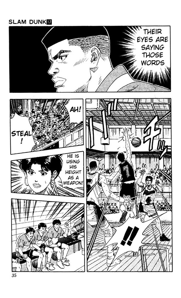 Slam Dunk Chapter 145  Online Free Manga Read Image 9