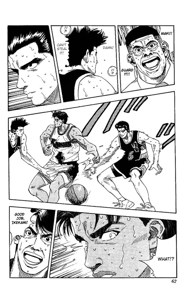 Slam Dunk Chapter 146  Online Free Manga Read Image 16