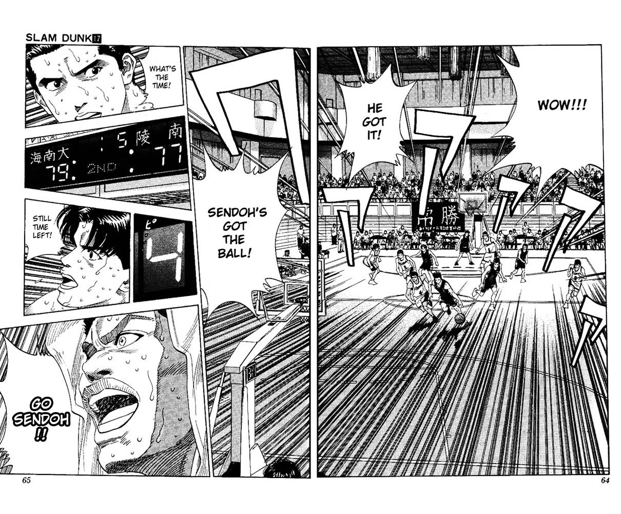 Slam Dunk Chapter 146  Online Free Manga Read Image 18
