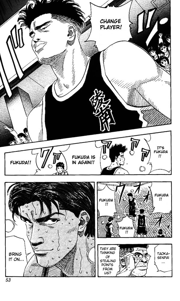 Slam Dunk Chapter 146  Online Free Manga Read Image 7