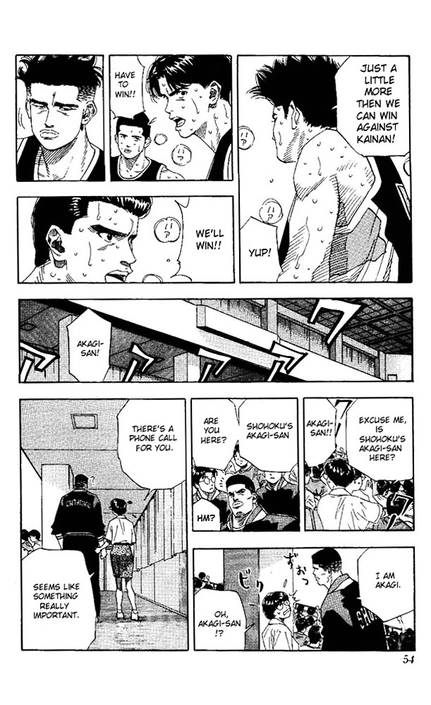 Slam Dunk Chapter 146  Online Free Manga Read Image 8