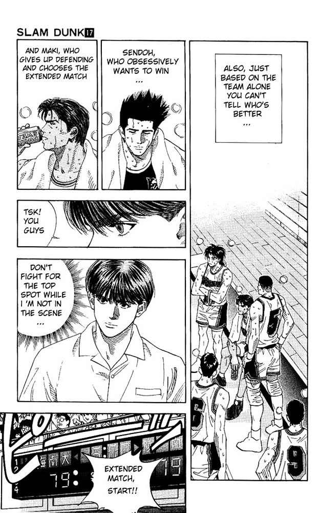 Slam Dunk Chapter 147  Online Free Manga Read Image 10