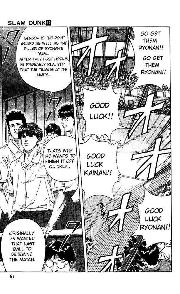 Slam Dunk Chapter 147  Online Free Manga Read Image 12
