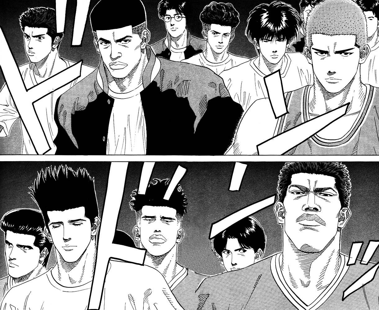 Slam Dunk Chapter 149  Online Free Manga Read Image 12