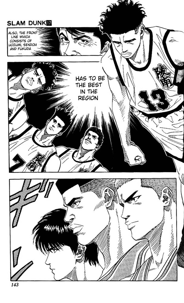 Slam Dunk Chapter 150  Online Free Manga Read Image 17