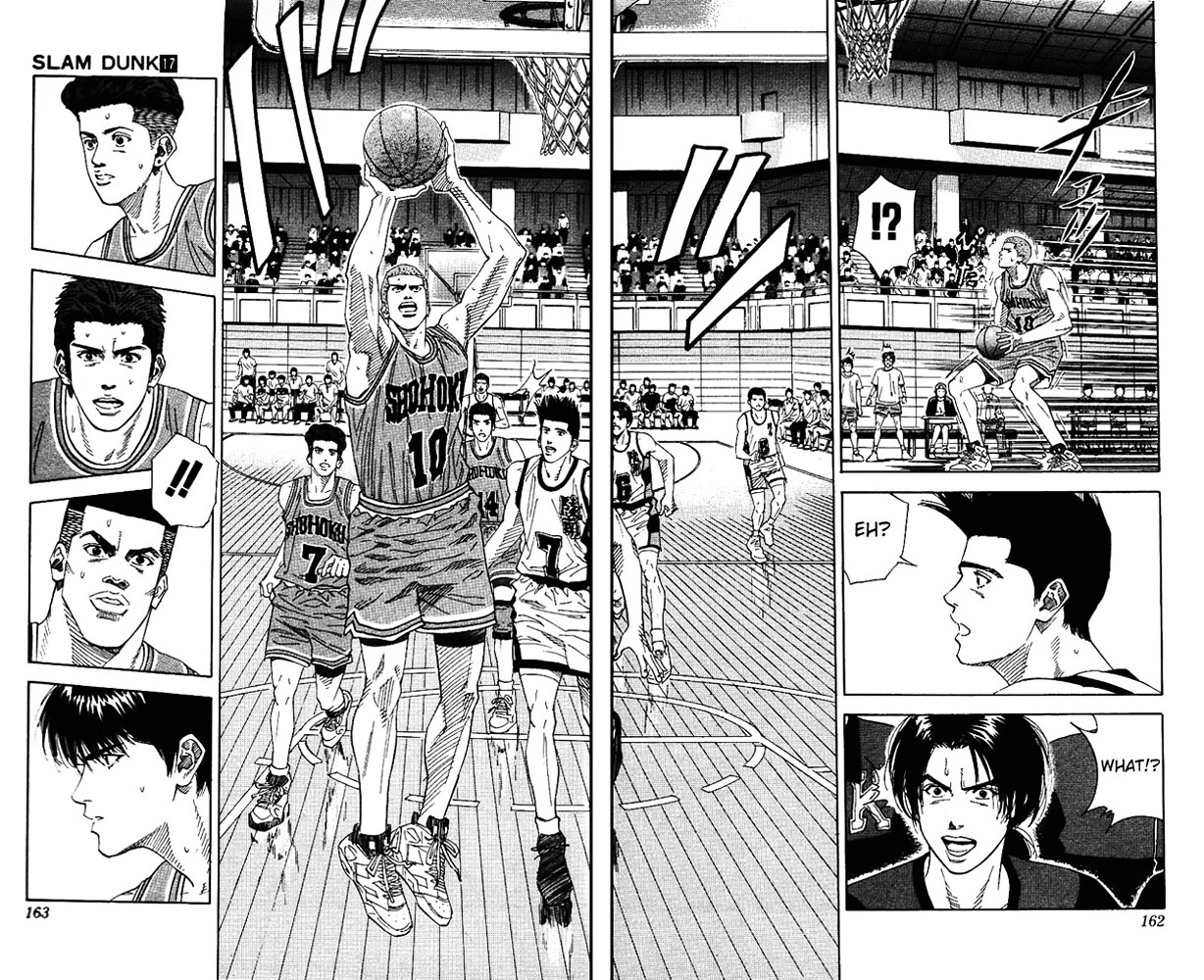 Slam Dunk Chapter 151  Online Free Manga Read Image 15